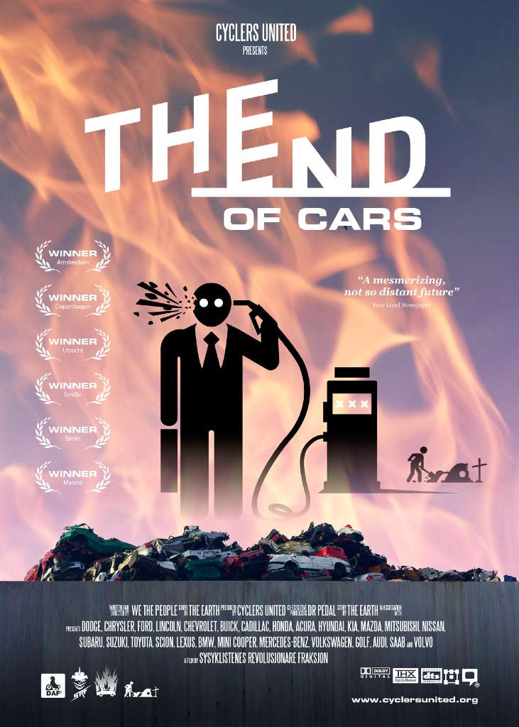 The End of Cars – The Movie